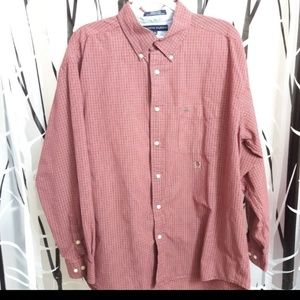Tommy Hilfiger Long Sleeve Button Down Shirt